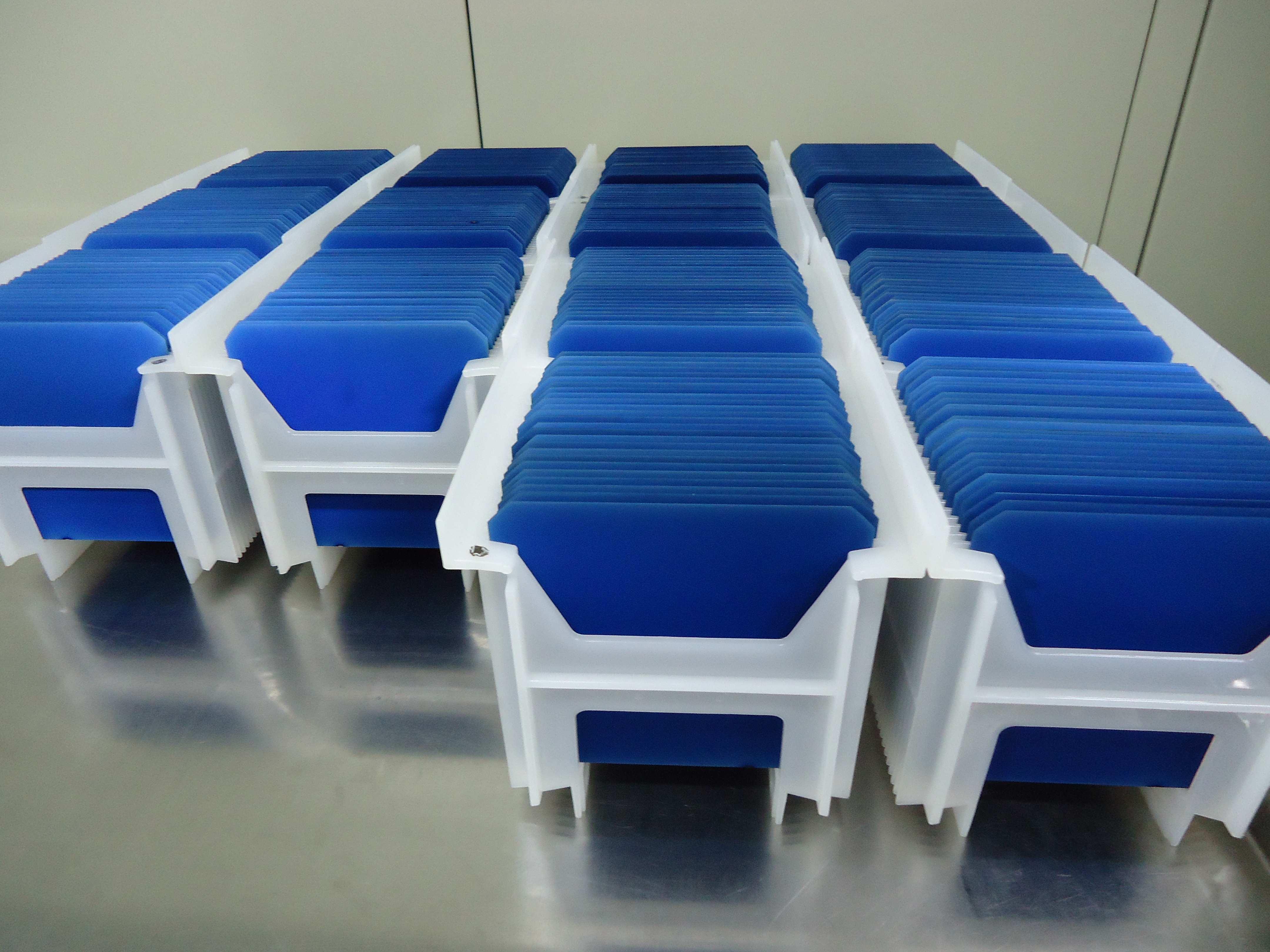 Солнечные батареи, контроль качества